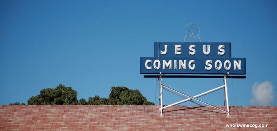 Second Coming Jesus in WMSCOG