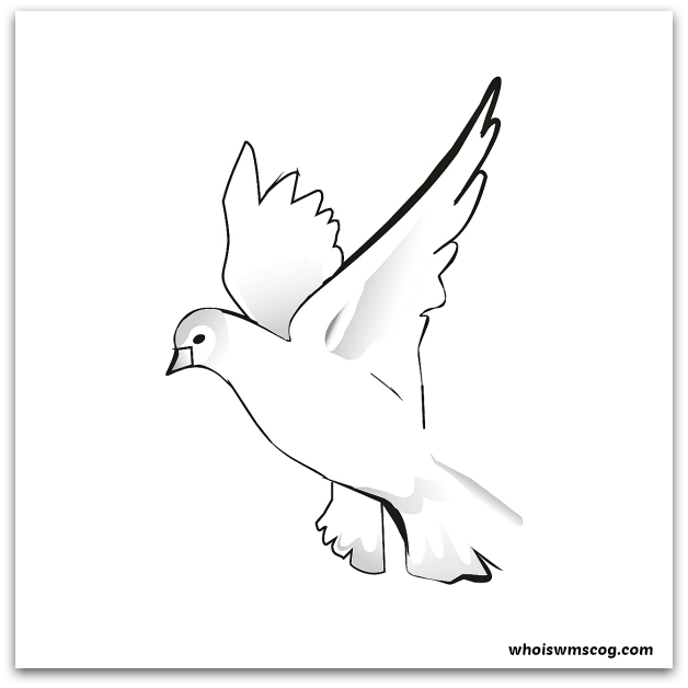 One word that can describe my life is peace - whoiswmscog (Christ Ahnsahnghong & God the Mother)
